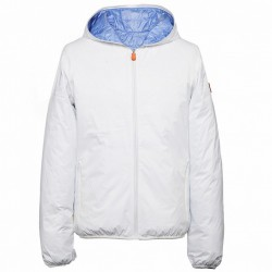 Veste Save the Duck D3360M-WIND4 Homme blanc