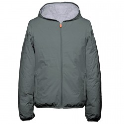 Chaqueta Save the Duck D3360M-WIND4 Hombre verde