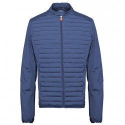 Down jacket Save the Duck D3557M-ELAS4 Man blue
