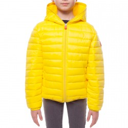 Down jacket Save the Duck J3065B-GIGA4 Junior yellow (12-16 years)