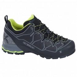 Trekking shoes Montura Yaru Light Man black-green