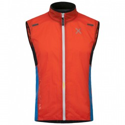 Trail running vest Montura Run Sky Man orange