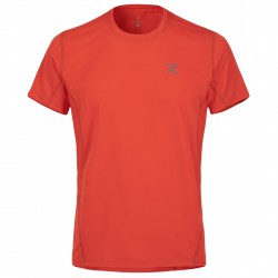 T-shirt trekking Montura World Outdoor arancio