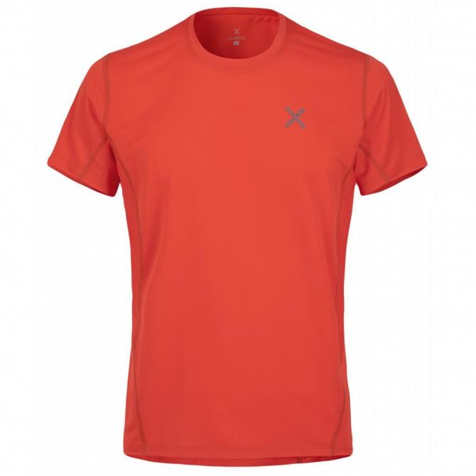T-shirt trekking Montura Outdoor World Uomo arancione