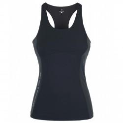 Camiseta running Montura Run 3 Mujer negro