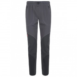 Trekking pants Montura Vertigo Light Pro Man black-grey