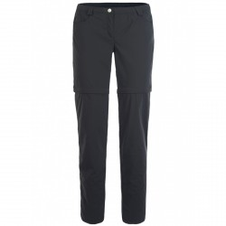 Pantalones trekking Montura To Go Zip-off Mujer negro
