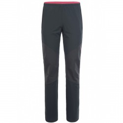 Trekking pants Montura Isarco Woman grey-pink