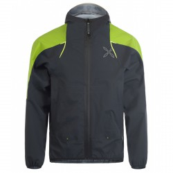 Trekking jacket Montura Magic Active Gtx Man black-green
