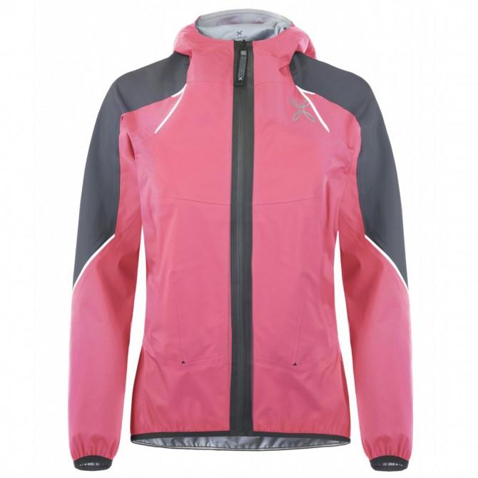 Trekking jacket Montura Magic Active Gtx Woman pink