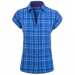 Camisa trekking Montura Calla Mujer azul