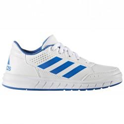 Zapatillas Adidas Altasport Niño blanco-azul