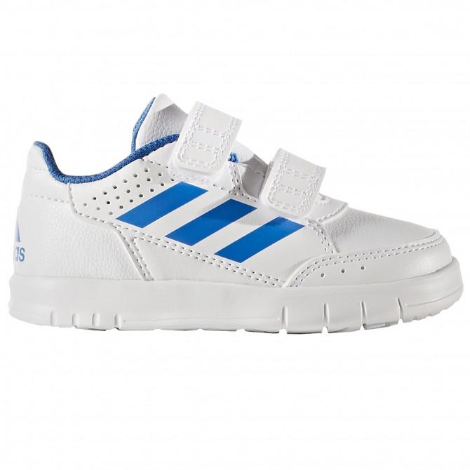 Scarpe ginnastica Adidas Altasport Baby bianco-blu ADIDAS Scarpe sportive