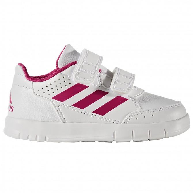 Scarpe ginnastica Adidas Altasport Baby bianco-rosa ADIDAS Scarpe sportive