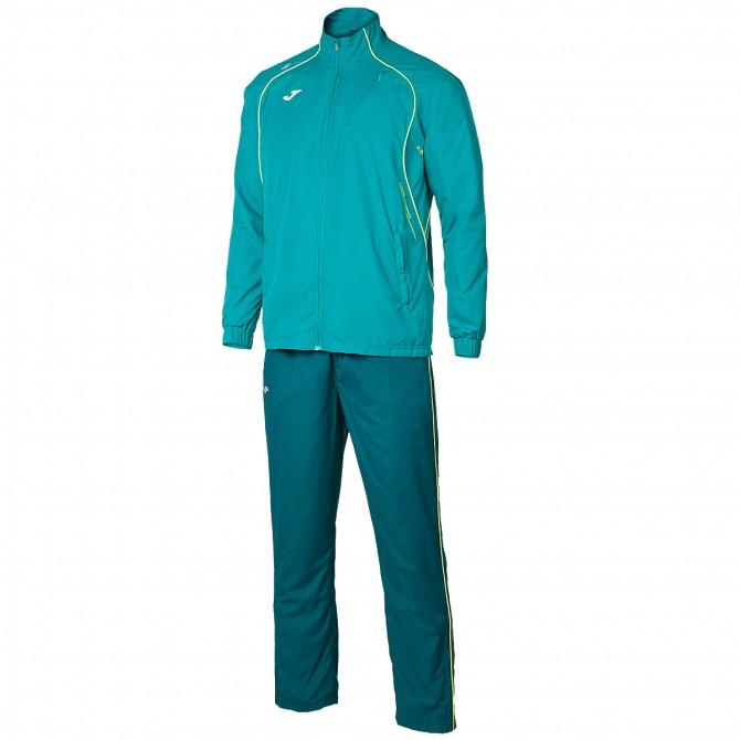 Running suit Joma Olimpia Flash Man green