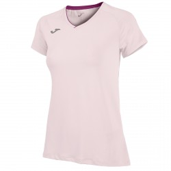 T-shirt running Joma Mujer rosa