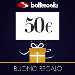 Buono regalo da 50 Euro