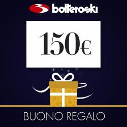 Tarjeta de regalo 150 euros