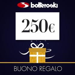Tarjeta de regalo 250 euros