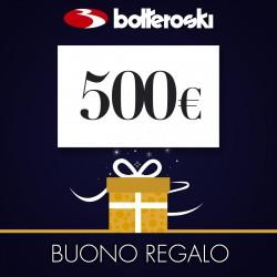Tarjeta de regalo 500 euros