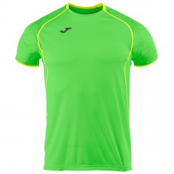 Running t-shirt Joma Olimpia Man green