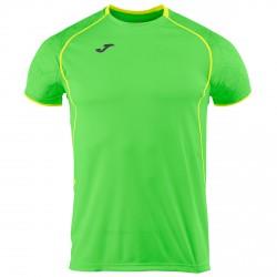 T-shirt running Joma Olimpia Uomo verde