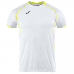 Running t-shirt Joma Olimpia Man white