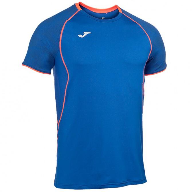T-shirt running Joma Olimpia Flash Uomo royal