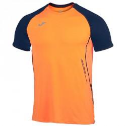 T-shirt running Joma Olimpia Flash Uomo arancione