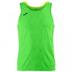 Camiseta running Joma Olimpia Hombre verde