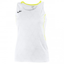 Running tank Joma Olimpia Woman white
