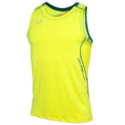 Débardeur running Joma Olimpia Flash Homme jaune