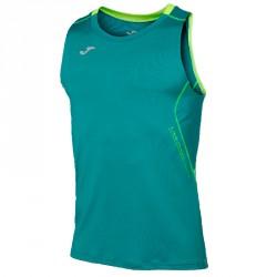 Camiseta running Joma Olimpia Flash Hombre verde