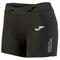 Shorts running Joma Tight Donna nero