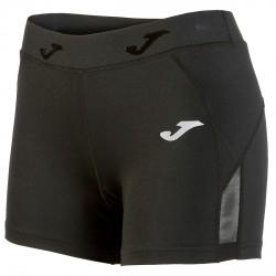 Shorts running Joma Tight Mujer negro