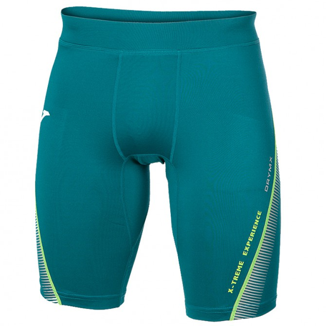 Shorts running Joma Olimpia Flash Uomo verde