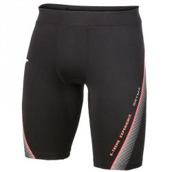 Shorts running Joma Olimpia Flash Uomo nero