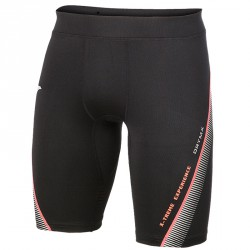 Shorts running Joma Olimpia Flash Uomo nero