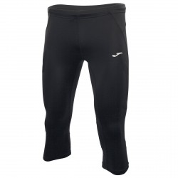 Running 3/4 pants Joma Record Woman black