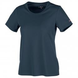 T-shirt trekking Cmp Mujer azul