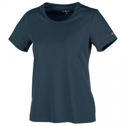 T-shirt trekking Cmp Donna blu