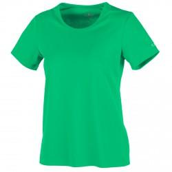 T-shirt trekking Cmp Mujer verde