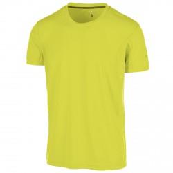 T-shirt trekking Cmp Homme lime