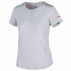 T-shirt trail running Cmp Mujer gris