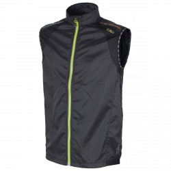 Chaleco trail running Cmp Hombre negro