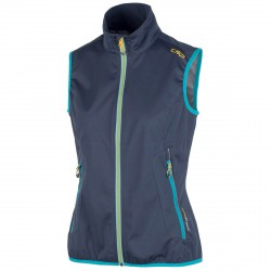 Trail running vest Cmp Woman blue