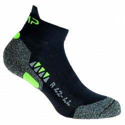 Calcetines trail running Cmp Skinlife gris