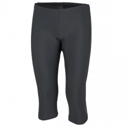 Pantalone 3/4 ciclismo Cmp Donna nero