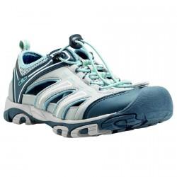 Sandalo Cmp Wmn Aquarii Hiking Donna grigio-blu