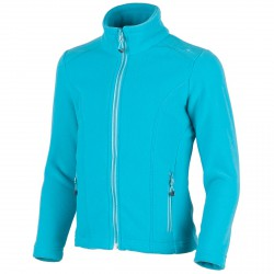 Fleece Cmp Girl turquoise